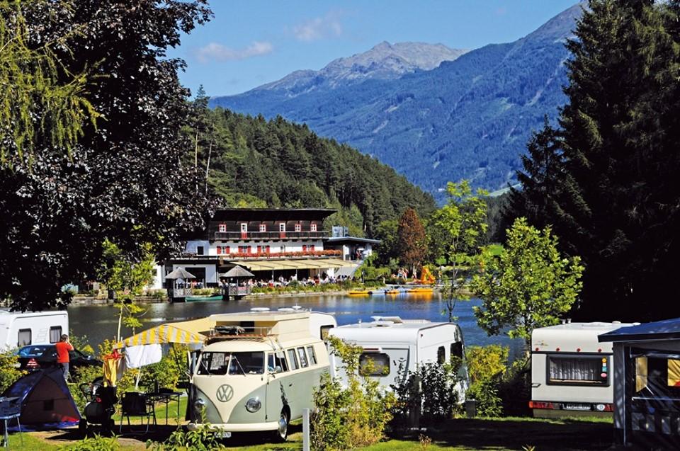 VW-Bus & VW-Kfer Treffen 2020 - Ferienparadies Natterer See